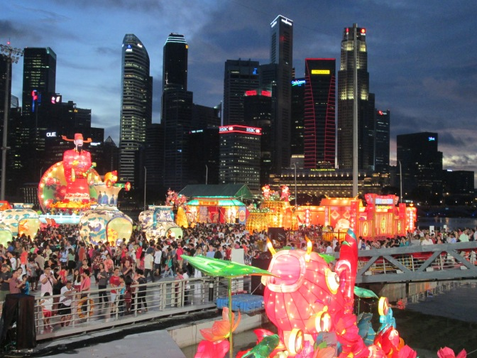How I fell in love with Singapore